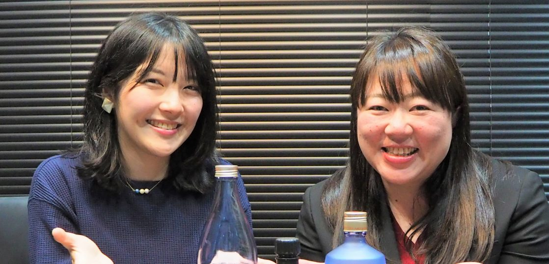 森田さんと私2