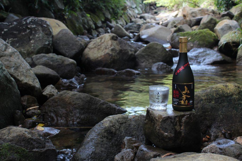 三島村の自然と焼酎