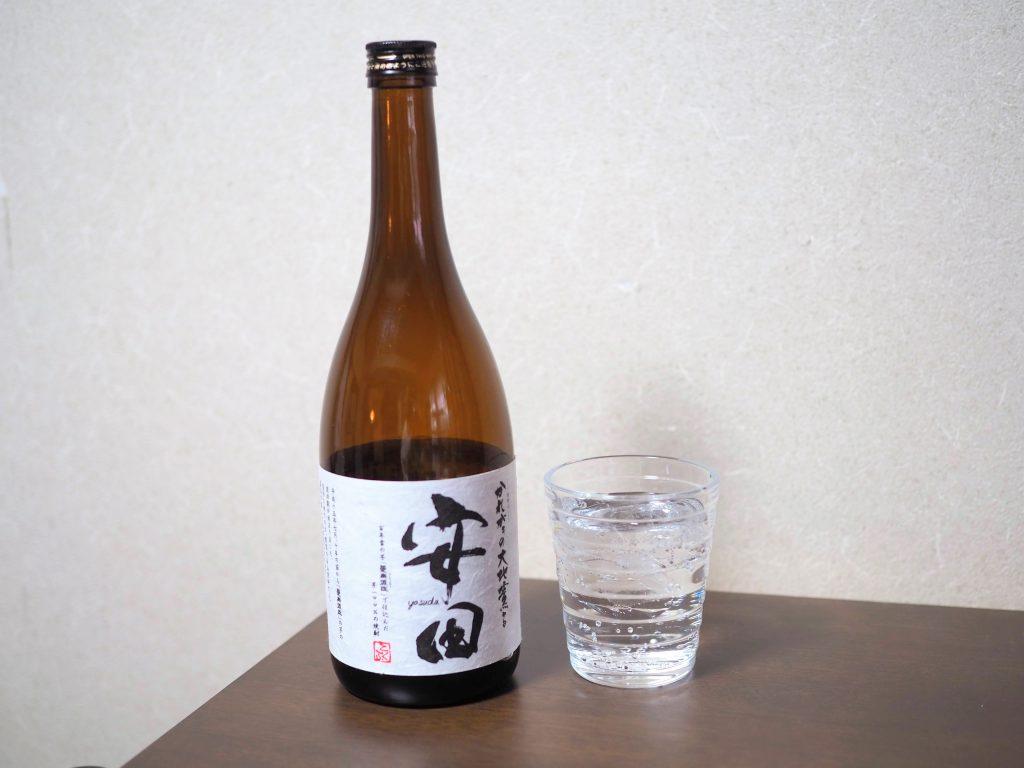国分酒造_安田とソーダ割り1