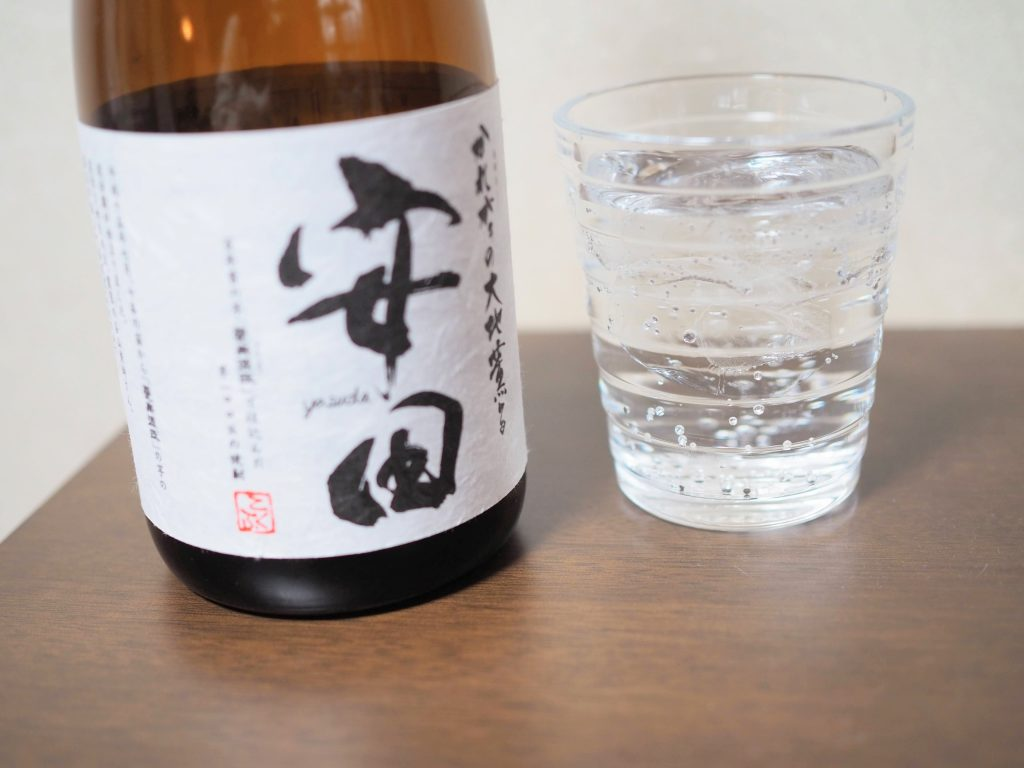 国分酒造_安田とソーダ割り2