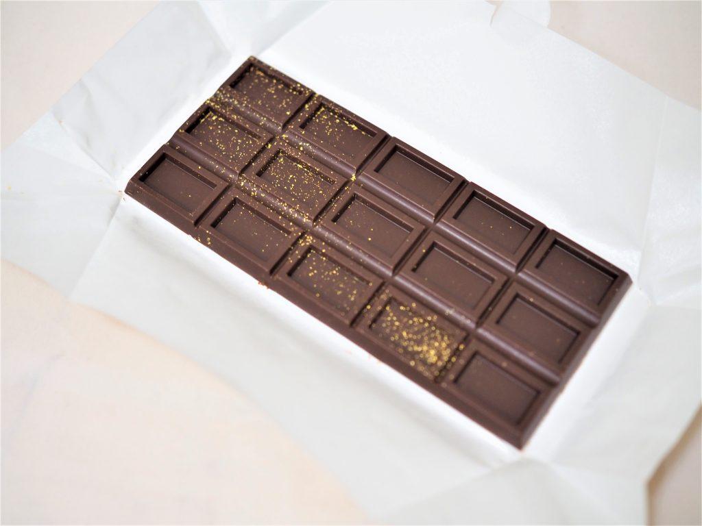 FILFILチョコレート表面